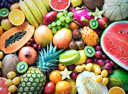 Fruits- foods for weight loss