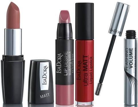 IsaDora Desire Lip Sculpting Lipstick (#54 Dusty Rose)
