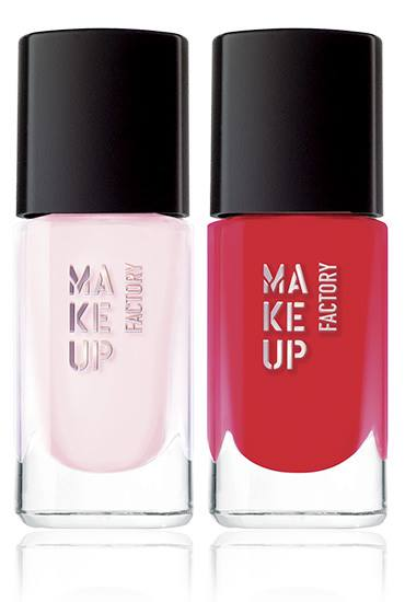 Лак для ногтей - Make Up Factory Nail Color 146 British Elegance 482 Exquisite Red