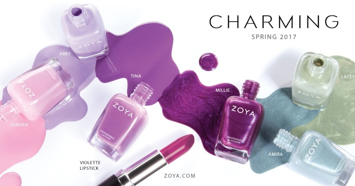 ZOYA - Charming Collection весна 2017