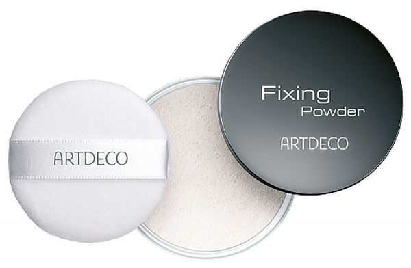 Пудра для лица - ARTDECO Fixing Powder Dose