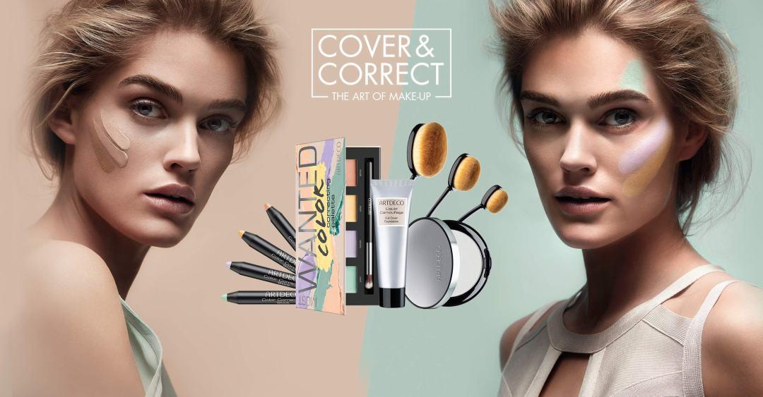ARTDECO - Cover & Correct