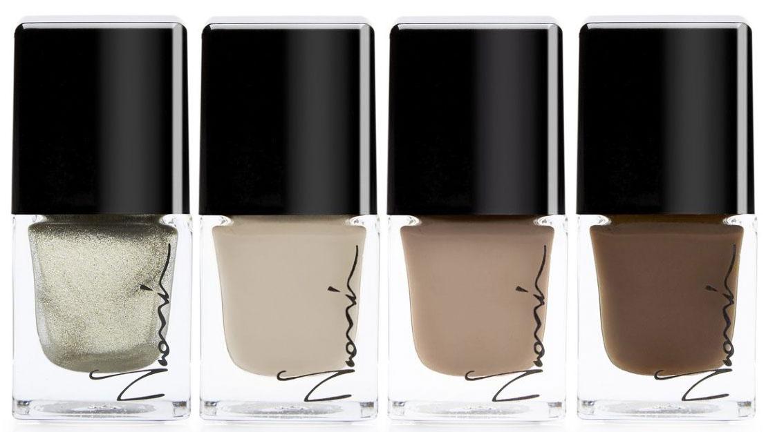 Starlite Shop x Naomi Campbell лак для ногтей - Star, Oasis, Sahara, Sand