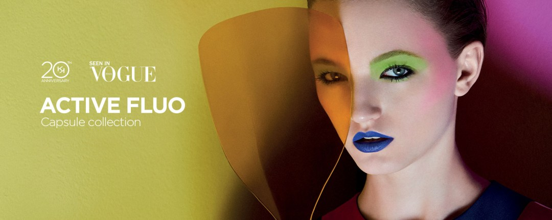 KIKO - ACTIVE FLUO CAPSULE COLLECTION