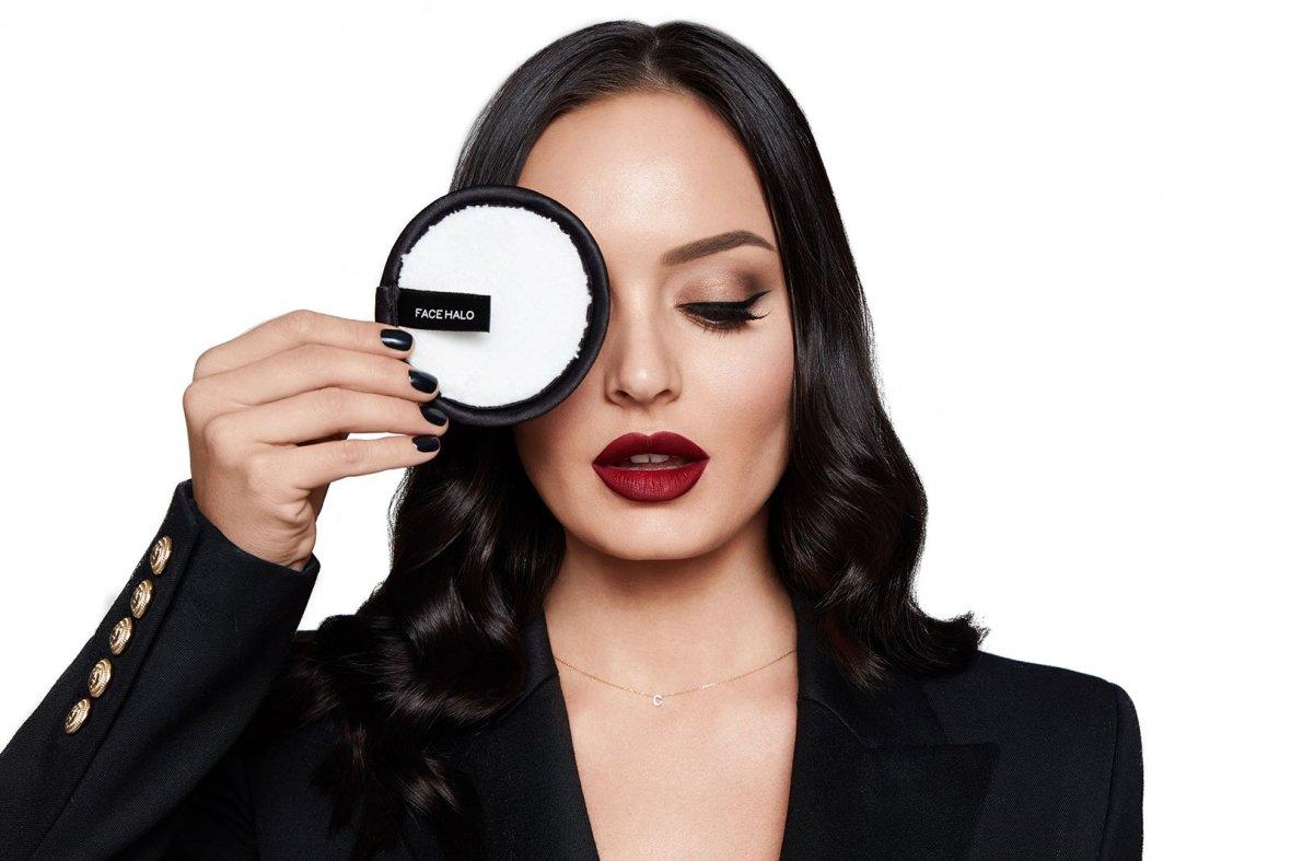 Face Halo Makeup Remover подушечка для снятия макияжа