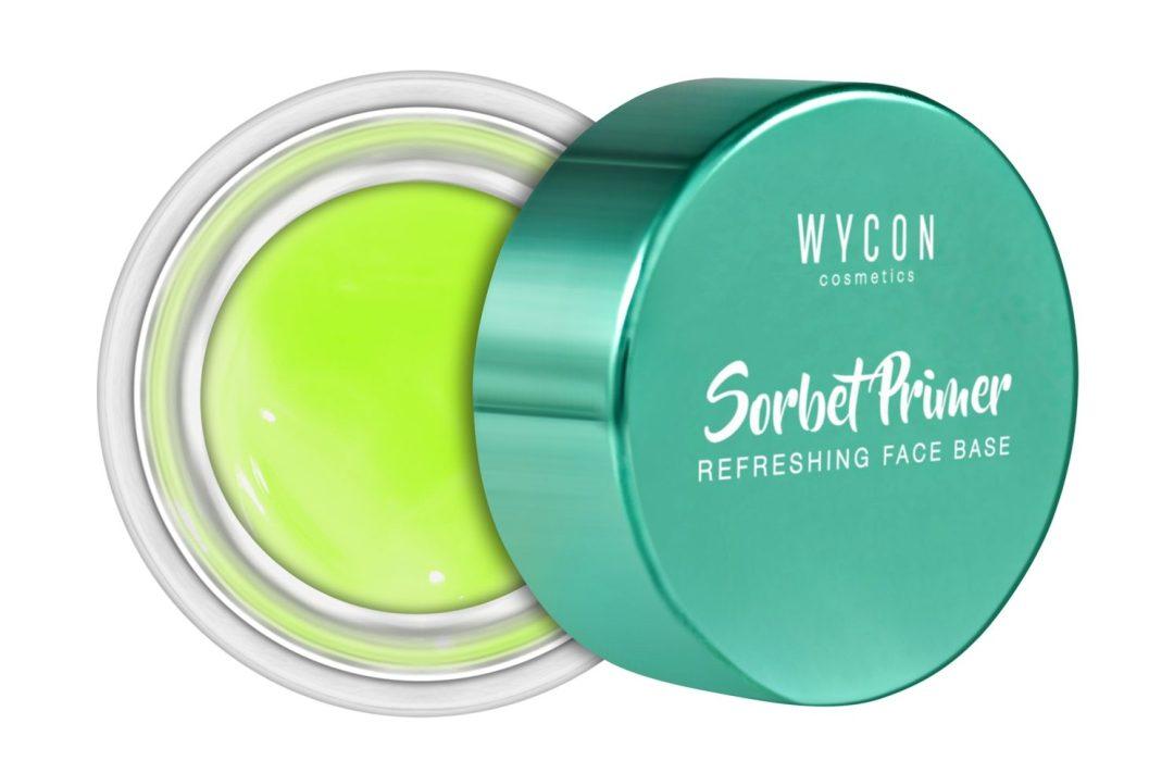 Освежающий праймер - WYCON SORBET PRIMER- ENERGY DRINK