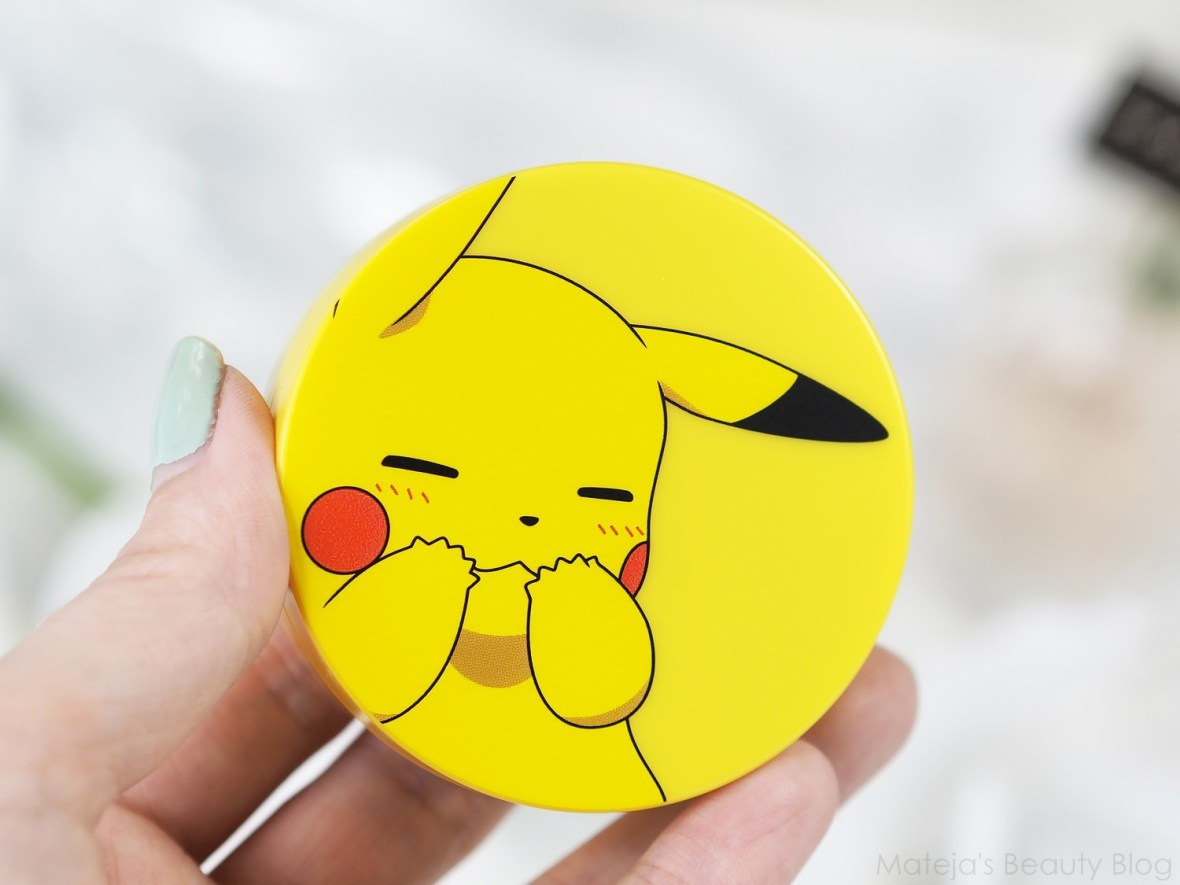 Тональный кушон - Tony Moly Pikachu Mini Cover Cushion