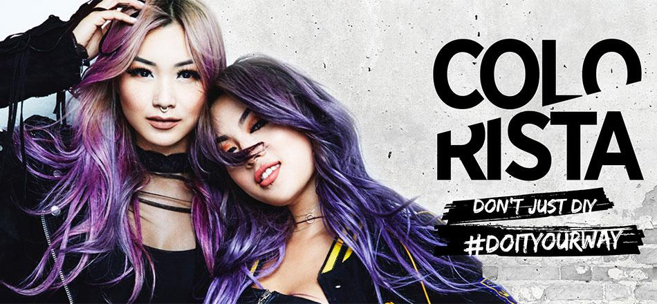 спрей краска для волос L'OREAL PARIS - Colorista Spray 1-Day