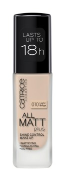 Catrice All Matt Plus - Shine Control Make Up 010