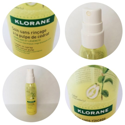 Klorane Leave-In Conditioner