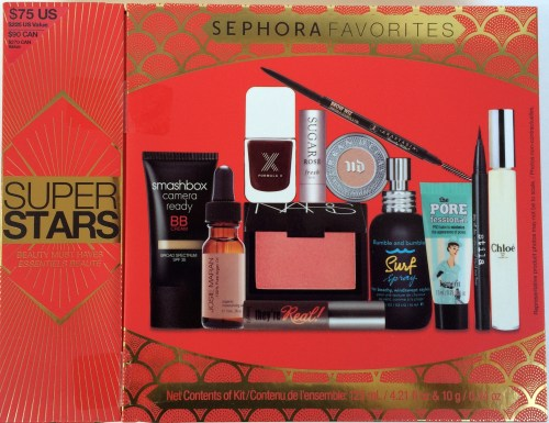 Superstars Collection by Sephora