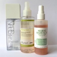 3 Toners at 3 Price Points