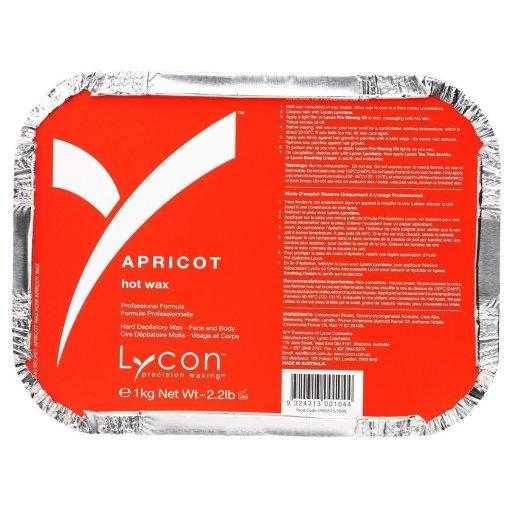 LYCON APRICOT HOT WAX