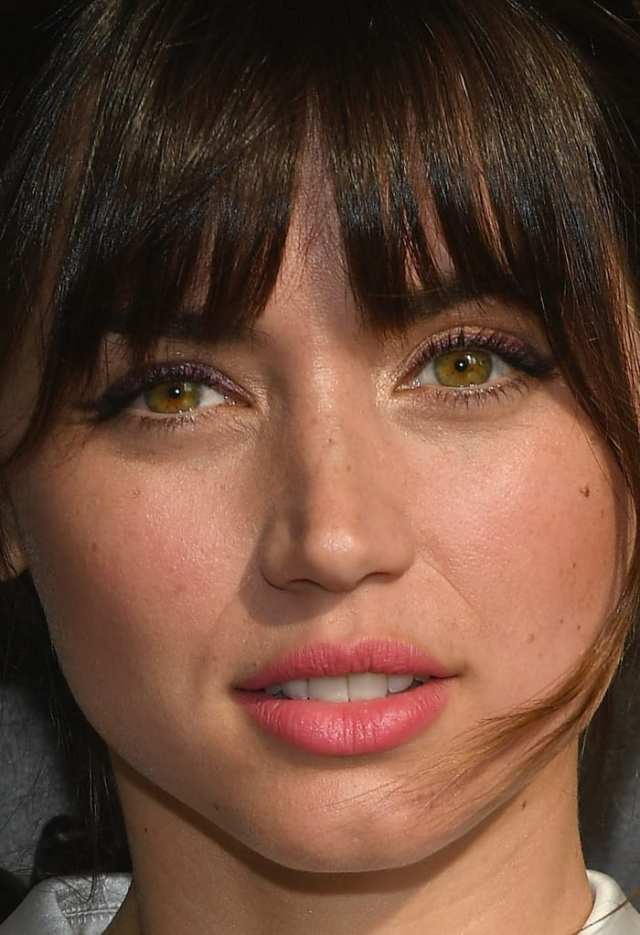 Ana de Armas, Miu Miu Cruise Collection show, 2018