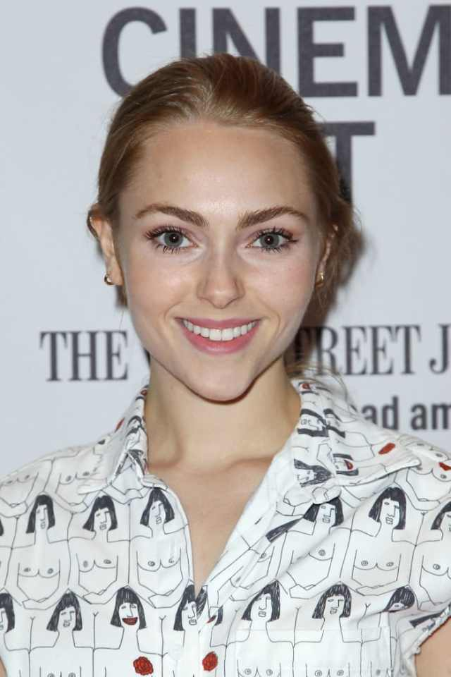 AnnaSophia Robb, Leave No Trace New York premiere, 2018