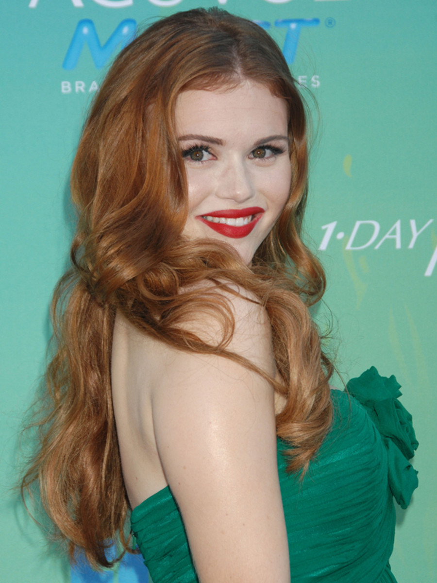 Holland Roden Is The Celebrity I Will Now Be Beauty