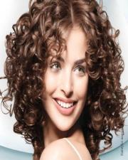 make fine curly hair