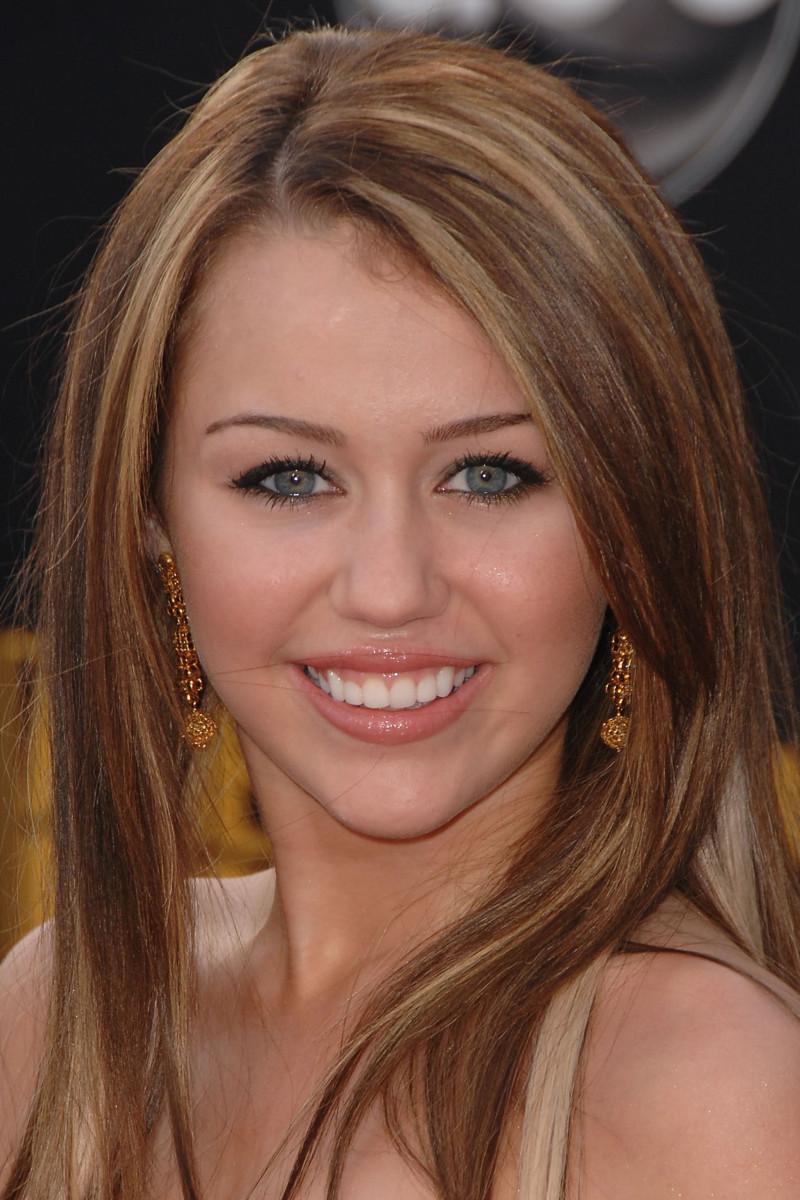 Hannah Montana Short Hair
