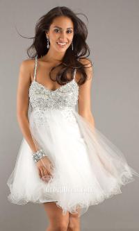 Popular A-line Short Prom Dresses | Beauty Fashion & Style