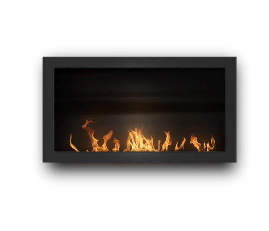 Install Gas Fireplace In Existing Home Slimline Insert | Bioethanol Fireplaces | Beauty Fires