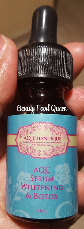 AQ Chantique Serum