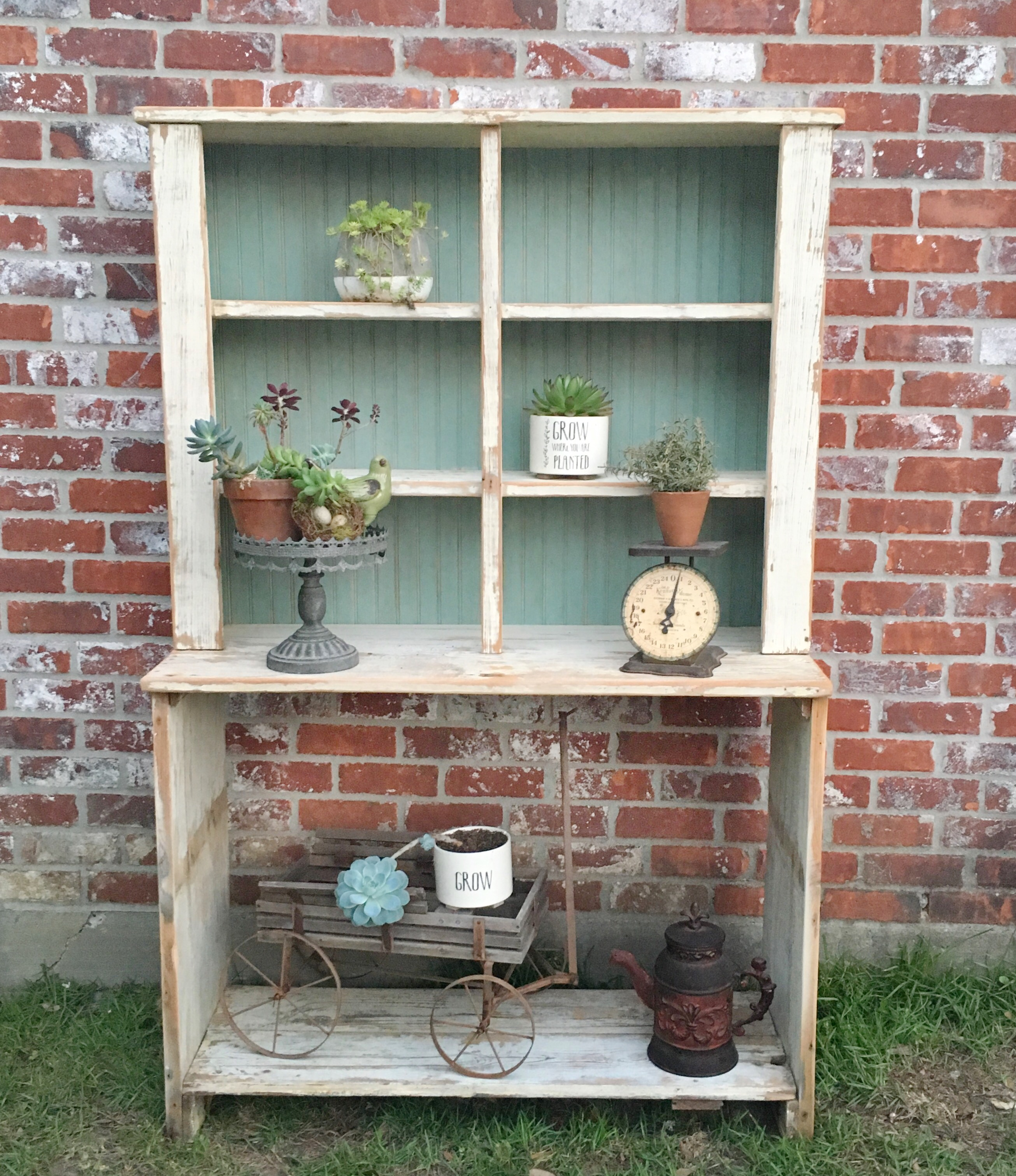 Potting Hutch