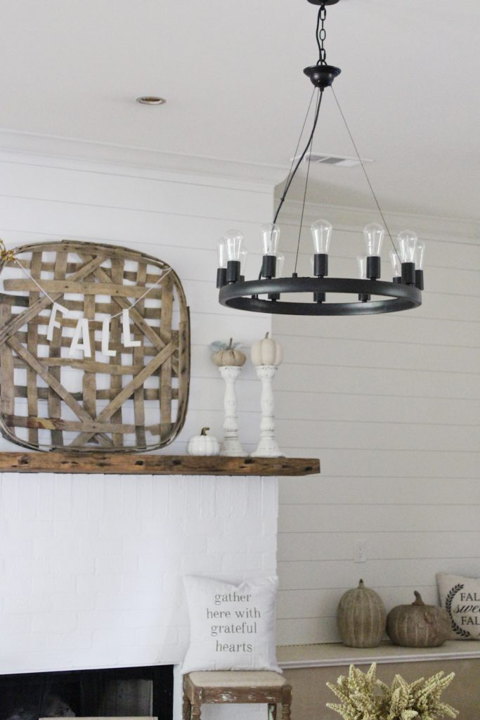 The best budget-friendly farmhouse light fixtures for your living room, dining room, bedroom and kitchen to give your the fixerupper look.