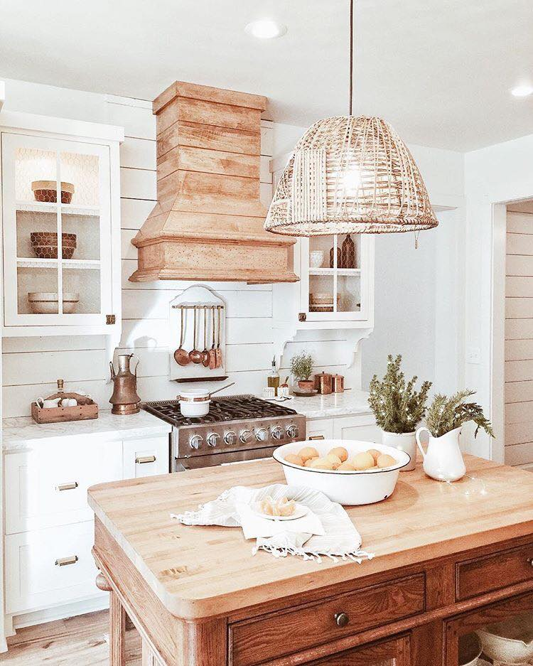 4 Elements Could Bring Out Traditional Kitchen Designs: 5 Easy Steps To Create The Perfect Balance Of Wood And