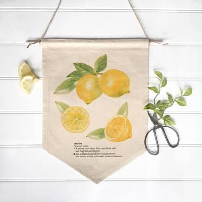 The Best of All Things Lemon Decor