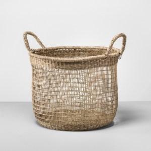 Opalhouse open weave basket