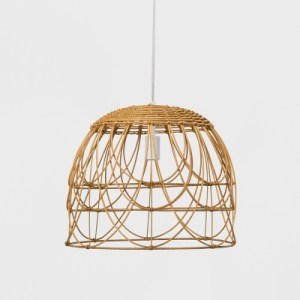 Opalhouse rattan light
