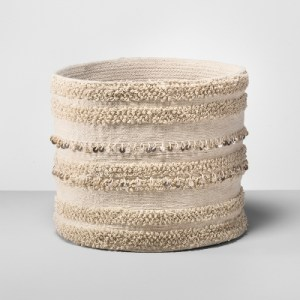 Opalhouse tufted basket