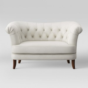 Opalhouse velvet loveseat