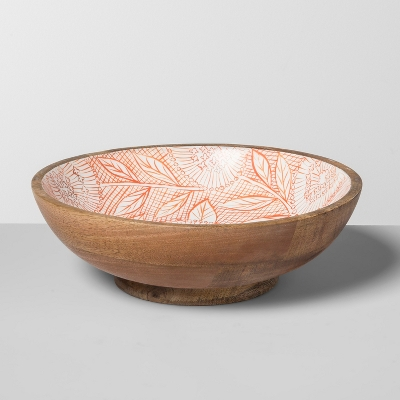 Opalhouse wood bowl