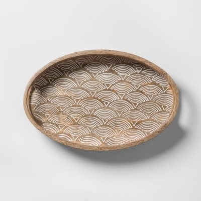 Opalhouse wood tray