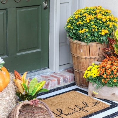 4 Things Needed to Create a Beautiful Fall Porch