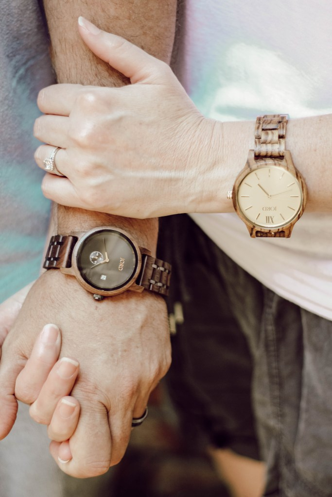 a JORD watch is the perfect Father's Day gift