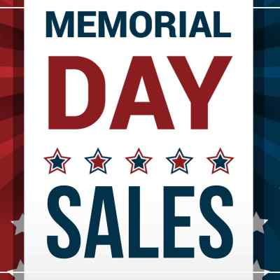Memorial Day Sales You Don't Want to Miss