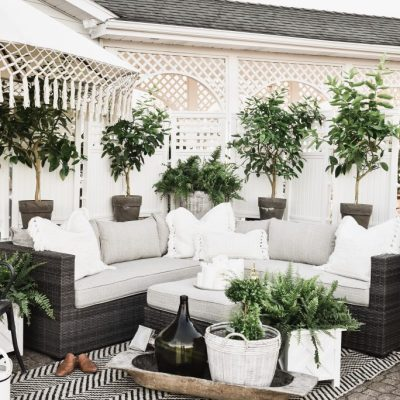 5 Elements to Create a Cozy Patio