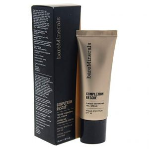 BareMinerals complexion rescue tinted moisturizer is a favorite summer product