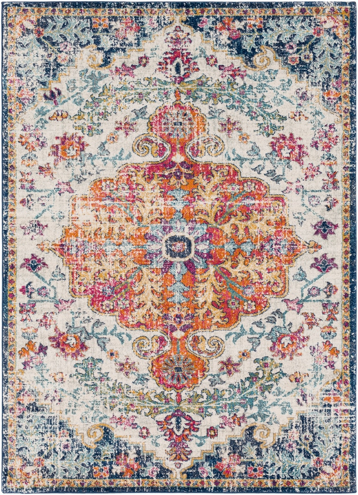 True colors of the Bodrum Area Rug
