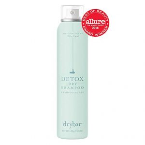 Drybar Detox Dry Shampoo gives hair extra volume