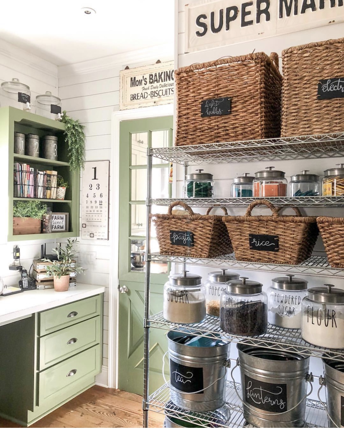 Kitchen Pantry Ideas & Organization Tips   Beauty For Ashes