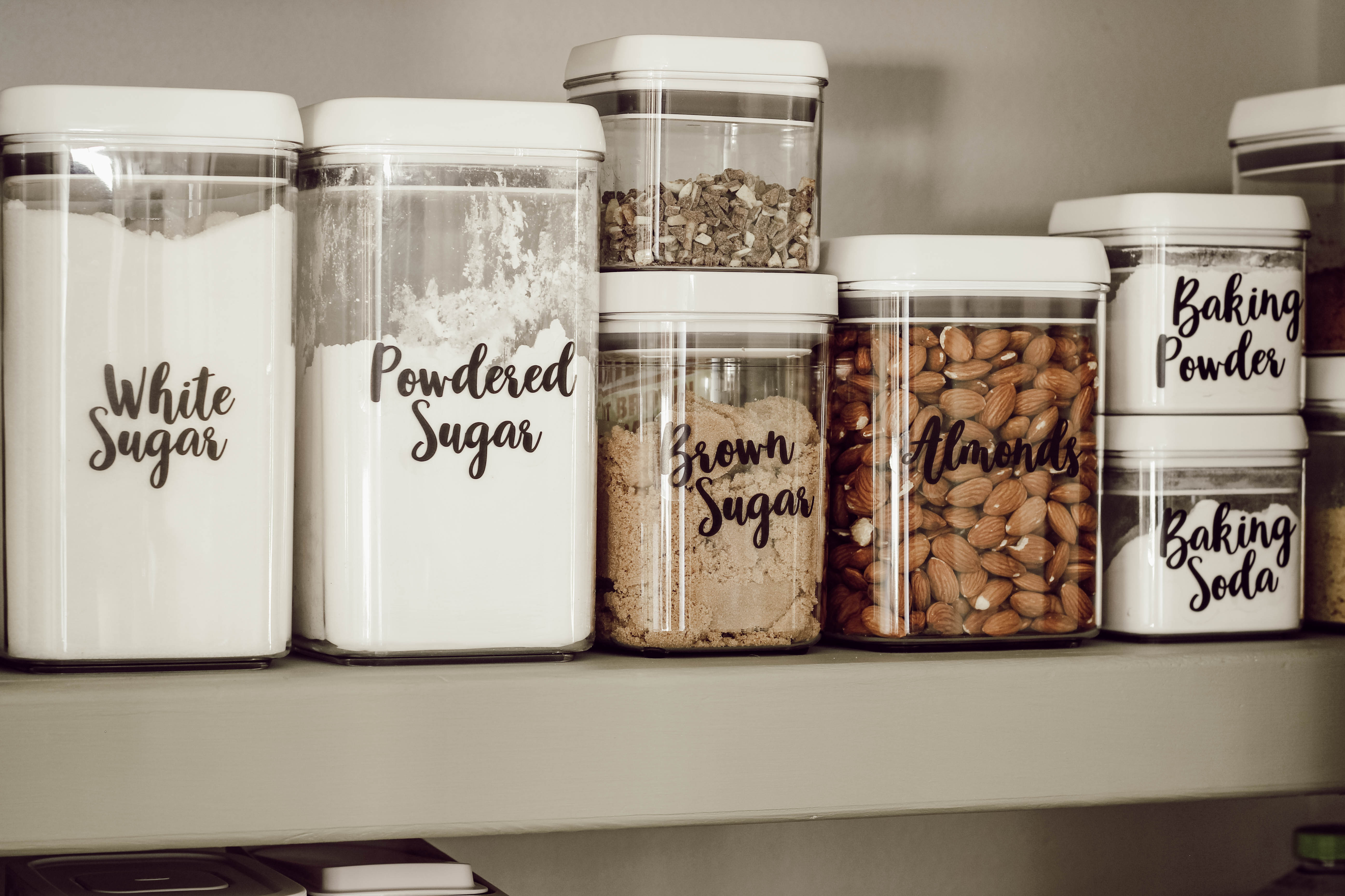 Are you looking for tips on kitchen pantry ideas and organization? I've organized a list of the top kitchen pantry ideas and organization tips!