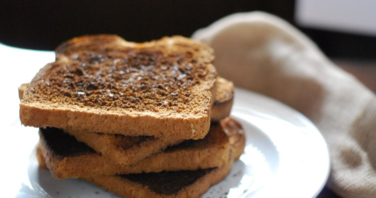 Burnt Toast, you say?