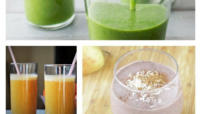 Five Delicious Immunity Boosting Smoothies to Keep you Healthy and Happy This Winter