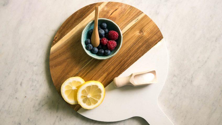 Gommage corps gourmand vanille macadamia