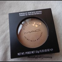 MAC Mineralize Skinfinish Natural Review.
