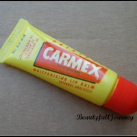 Carmex lip balm Review| Best lip balm ever |Multitasking lip balm.