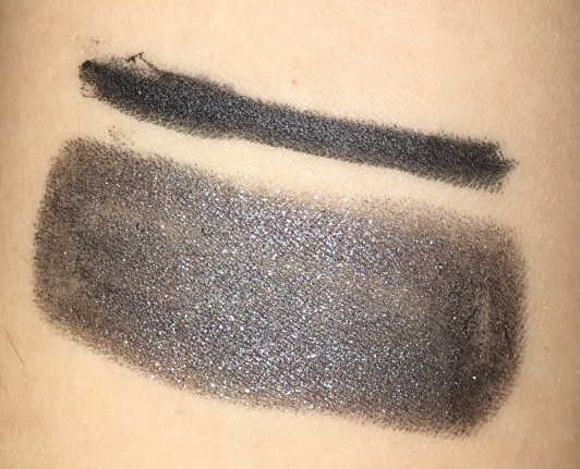 Swatch of Back To Blacks